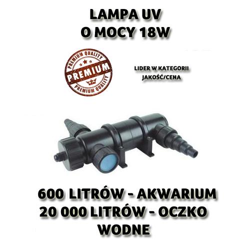 Lampa UV - Sklep Akwarystyczny
